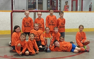 Tyke C Champions Crowned