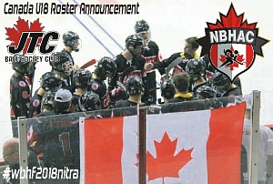 CANADA'S U18 ROSTER ANNOUNCEMENT