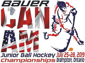 2019 Canam Junior Ball Hockey Championships Weareballhockey Com
