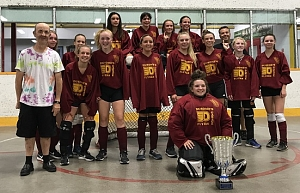 Oilers Take Home Girls U14 Crown