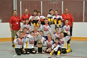 4 Provincial Championships for Blazers