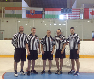 WJC Officials are number 1