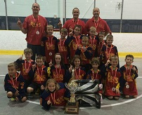 Tyke AA Provincial Champions