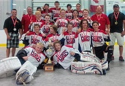 Pee Wee AA Provincial Gold Medalists