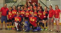 Girls U18 Provincial Champs