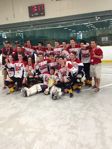 Bantams AA Champions