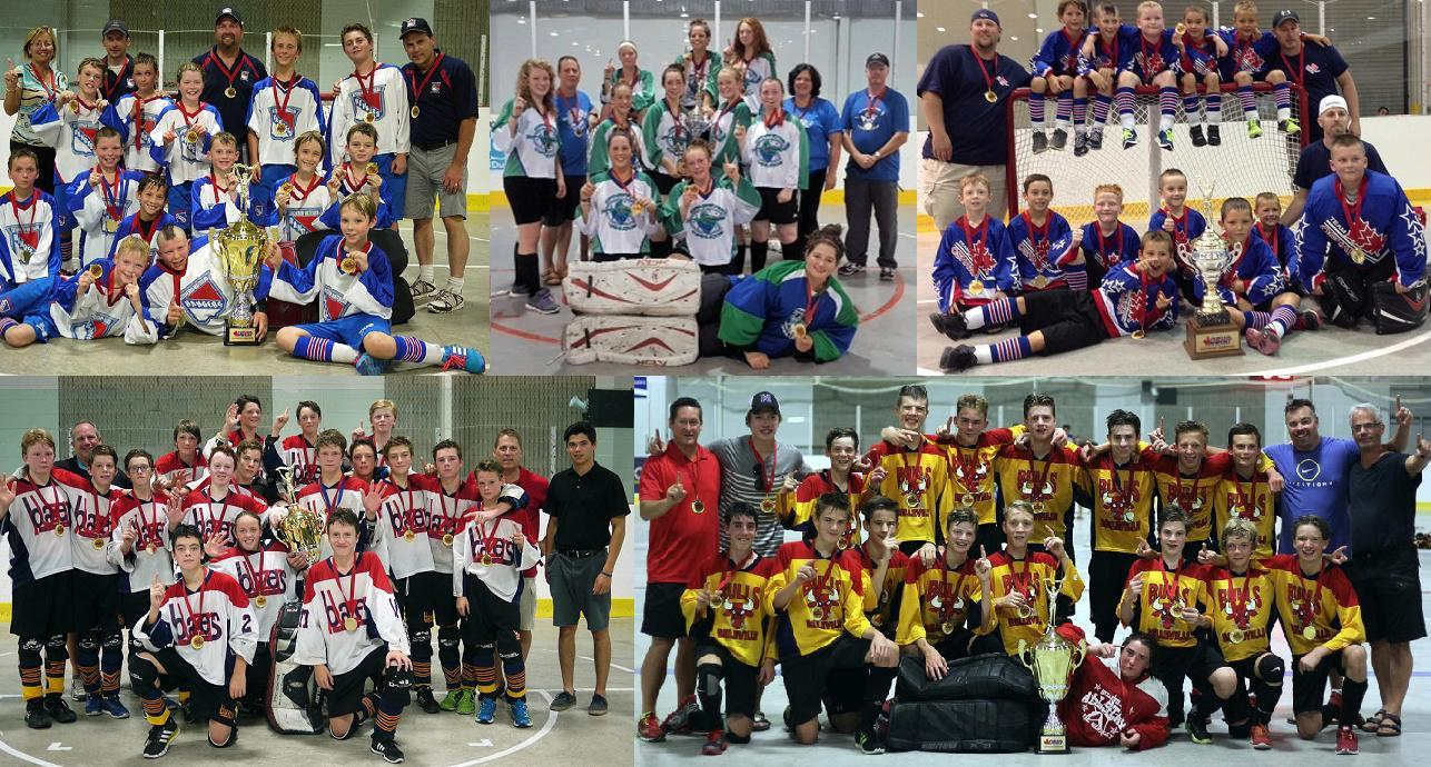 OBHA Minor Provincials: It's all about the kids!