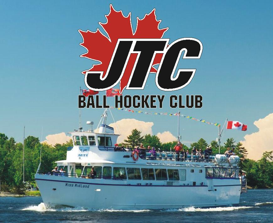 Junior U20 Team Canada Boat Cruise