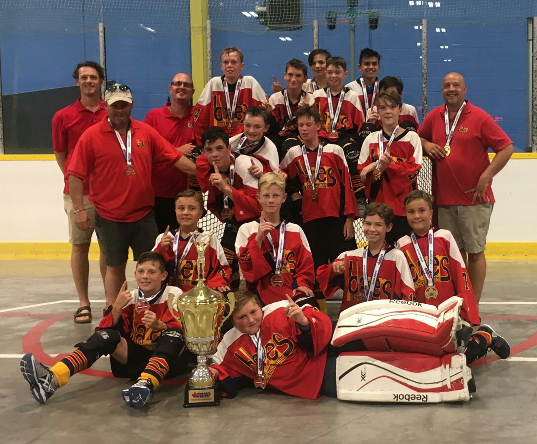Atom Provincial Champions