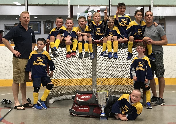 Lynx Capture Tyke A Championship