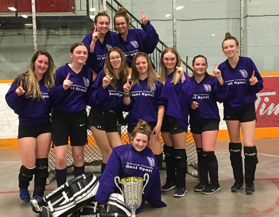 Wolverines Win Girls U18 Crown