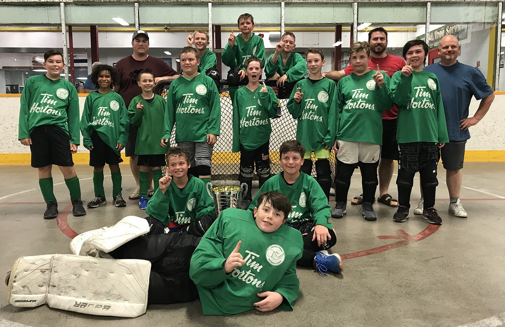 Marlins Capture Atom 'A' Title