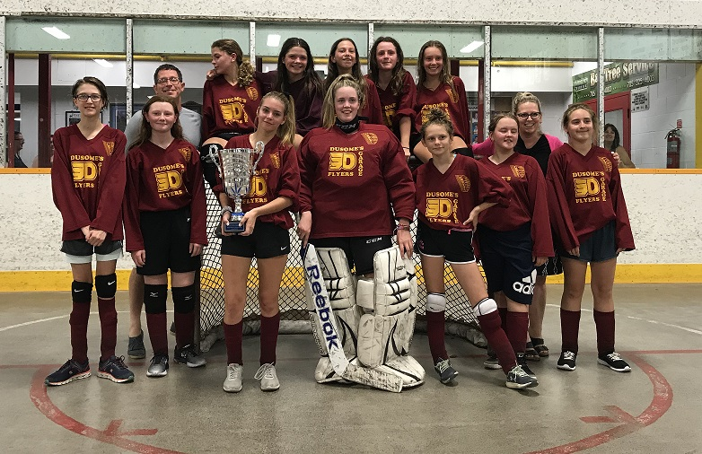 Oilers Capture Girls U14 Title