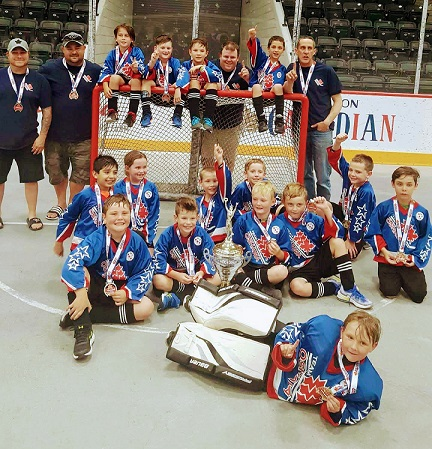2019 Tyke Provincial Champs