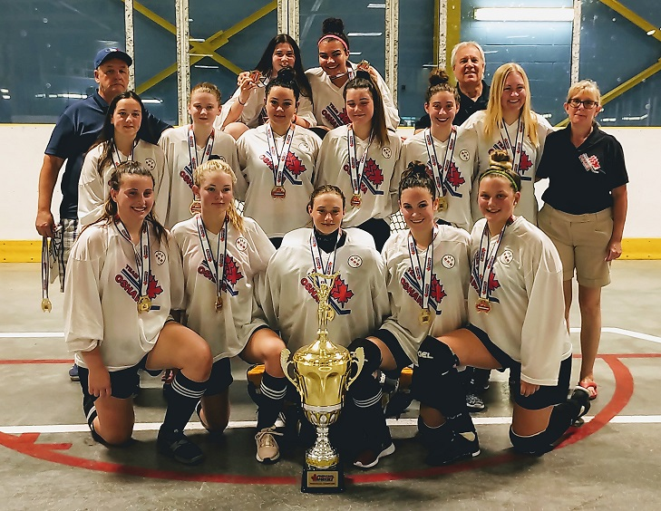 2019 Girls Provincial Champs