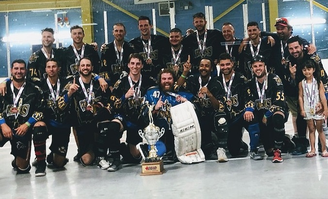 2019 Men's Provincials
